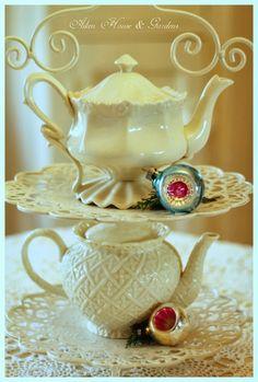 Aiken House & Gardens: Afternoon Tea Time