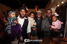 Jeezy's adorable daughter celebrates her 1st birthday, Mayor Kasim Reed's daughter attends