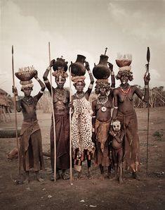 Dassanech, Ethiopia by Jimmy Nelson