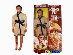 The Toy Box: Kung Fu (Durham Industries)
