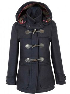 Barbour wool buttermere duffle coat, £269.95