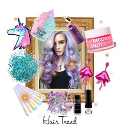 """""""Uni and Me Forever"""" by faithblank ❤ liked on Polyvore featuring beauty, FCTRY, Oscar de la Renta and The Gypsy Shrine"""