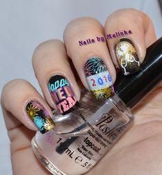 Nails by Malinka: Happy new year!