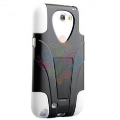HyperGear Terminator Dual-Layered Cover for Galaxy Note II - White | RP: $24.95, SP: $19.95