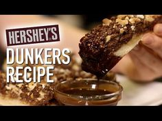 Hershey Dunkers - Hellthy Junk Food