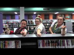 Very Clever - Librarian Rhapsody- Shoalhaven Library Staff