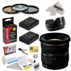 Next lens will be Sigma 10-20mm f/4-5.6 EX DC HSM Autof...