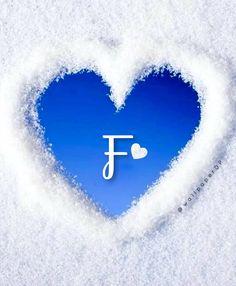 Unique blue sky with white snow alphabet Letter Dp Pics   Wallpaper DP Alphabet, Cute Winnie The Pooh, Wallpaper Backgrounds, Snow, Lettering, Unique, Blue, Beautiful, Instagram