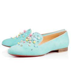 Zapatos - Candy Moc Piso - Christian Louboutin