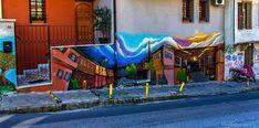 Thessaloniki, Street Art, Fair Grounds, Urban, Explore, Travel, Viajes, Destinations, Traveling