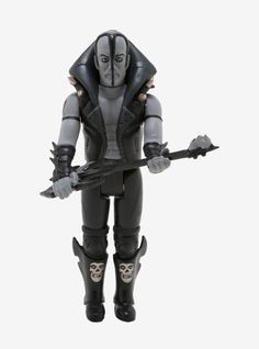 Heavy Metal Misfits ReAction Figure Glow Jerry Only Action