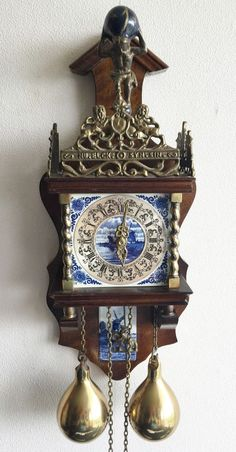 61 Best Dutch Clocks Images Antique Clocks Clock Antiques