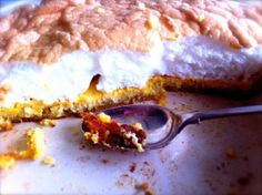 Low carb, sugar free, wheat free, gluten free - Lemon Meringue Pie