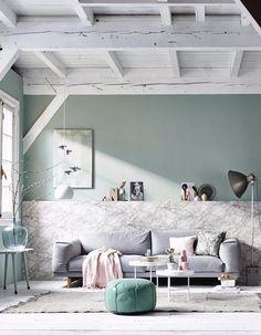 Plafond 100% déco, meuble en terrazzo, plantes à motifs, selon Pinterest, les prochaines grandes tendances déco de l'année 2018 prôneront le bien-être et l'originalité à la maison. Découvrez ce qui fera peut-être la déco des 12 prochains mois et qui pourrait se retrouver très prochai...