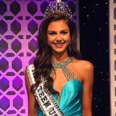 Katherine Haik Miss Louisiana Teen USA and Miss Teen USA 2015 http://pageantsnews.com/katherine-haik-was-crowned-miss-teen-usa-2015/