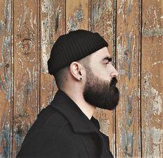 Beard Beanie, Beard Boy, Beard No Mustache, Moustache, Shaved Head With Beard, Beard Head, Bald With Beard, Shaved Heads, Beard Styles For Men