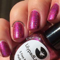 Lilypad Lacquer - Clematis LE