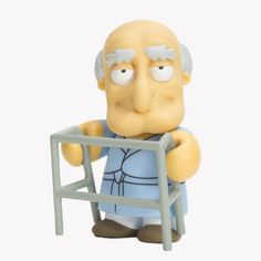 "Stewie Griffin Kid Robot Family Guy Mini 3"" Toy Figure"