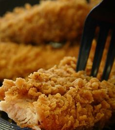 Crispy Chicken Recipe from The Healthy Kitchen