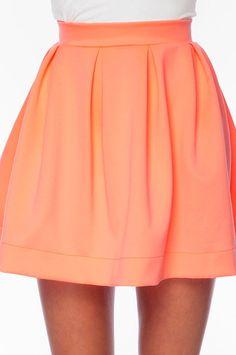 Umm, Hi. I have been looking for you, darling little skirt! Tobi $31