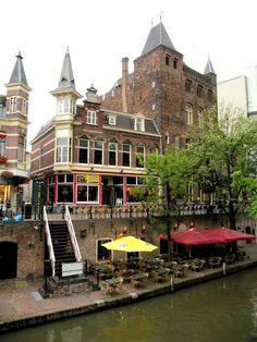 Utrecht Holland Netherlands, Amsterdam Netherlands, City Landscape, Utrecht, Going Dutch, Wonders Of The World, Countryside, Beautiful Places, Places To Visit