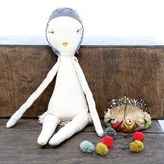 Jess brown designs - custom doll (Kiki and coco doll)
