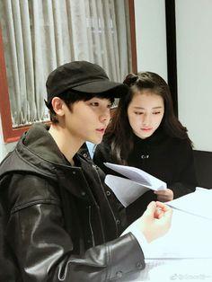 Neo ♥ Zhou ~ behind Cambrian Period Ma Hao Dong, Li Hong Yi, The Big Boss, We Are Young, Korean Entertainment, Chinese Model, Drama Movies, Period Dramas, Actor Model