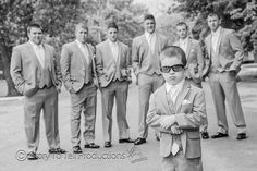 This ring bearer was one cool dude! http://storytotell.me/blog/mr-mrs-ault/ Wedding Photography