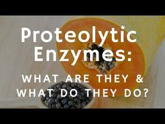 Proteolytic enzymes have powerful anti-inflammatory properties, but they do so much more than relieve pain and inflammation. Learn more about the powerful health benefits of systemic proteolytic enzymes.