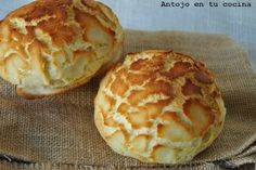 My Recipes, Bread Recipes, Cooking Recipes, Favorite Recipes, Mexican Sweet Breads, Mexican Bread, Tiger Bread, Salty Foods, Snacks