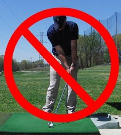 """Odds are if you've played golf for any amount of time you've heard the hackneyed phrase """"hit down on the ball to take a divot."""" Just hearing that phrase makes me cringe. At least once a week a new client comes to me and says, """"I had some lessons a while back and the pro […]"""