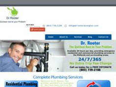 New listing in Plumbers added to CMac.ws. Dr Rooter in Lexington, SC - http://plumbers.cmac.ws/dr-rooter/84294/