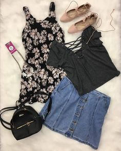 Summer must haves  tons of dresses skirts tees and more at our Harwood Heights location! http://ift.tt/2qti2PF - http://ift.tt/1HQJd81