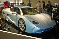 VENCER SARTHE!! - All-new Dutch supercar with Corvette V8 power, unveiled at Top Marques 2013 in Monaco. Nice!