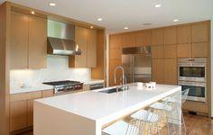 Sleek Design - contemporary - kitchen - milwaukee - Bella Domicile