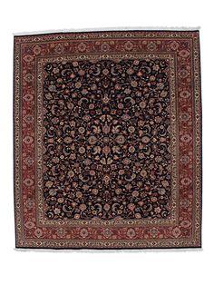 Tapis persans - Sarough Sherkat  Dimensions:295x257cm