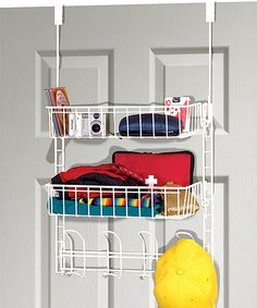 Take a look at this Three-Tiered Closet Organizer today!