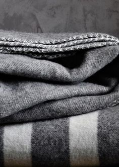 Favourite Winter Thing- Wool Blankets.