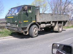 DAC, Romania Classic Trucks, Old Trucks, Eastern Europe, Romania, Vehicles, Cars, Trucks, Classic Pickup Trucks, Autos