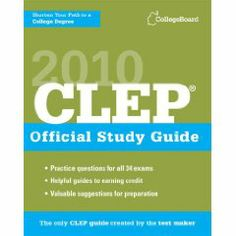 how to homeschool college? Study for the CLEP exams, pay $65 for each test and then get 3-6 college credit hours!