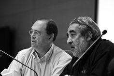 """Patxi Mangado y Eduardo Souto de Moura directores de """"Arquitectura Ibérica: Talleres y Reencuentros"""""""