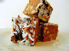 Julie's Fudge  GERMAN CHOCOLATE CAKE  6 Pieces by jewelofthelion, $13.00