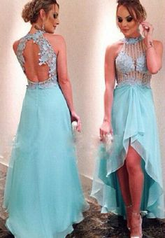 Sexy Prom Dress,high low Prom Dresses,Prom Dress, Prom Dresses,Sexy Dress,Charming Prom Dress,Formal Dress,high low Prom Gown For Teens by prom dresses, $161.66 USD
