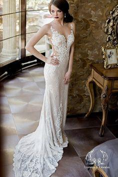 Sexy vestido de novia vestido vestidos de Novia de boda