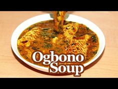 Is this the easiest Ogbono Soup recipe? - YouTube