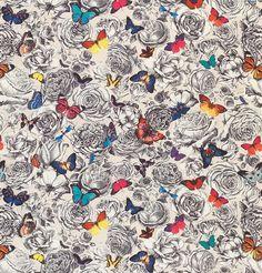 outdoor fabric, Osborne & Little: F6885-01