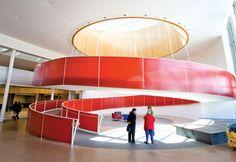 Ed Roberts Community Centre Incorporating Principles of Universal Design