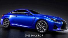 2015 LEXUS RC F / Review Inside & Outside