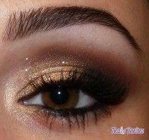 Maquillaje de boda - Smokey maquillaje