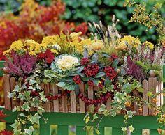 Ak máte tvorivého ducha, pridajte medzi rastliny napríklad šípky a prizdobte ich korálikmi.